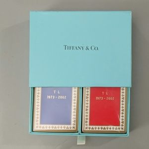 TIFFANY & CO. PLAYINGS CARDS